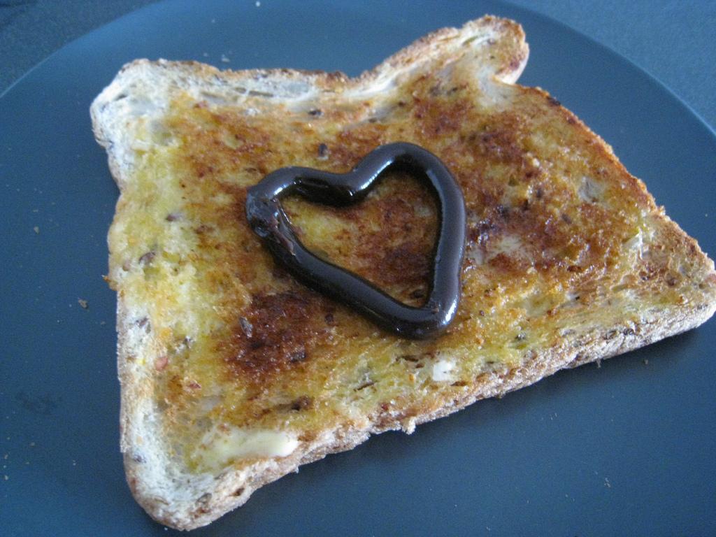 Three Steps To Perfect Vegemite Toast