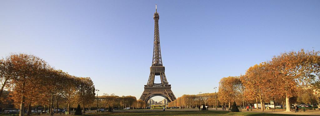 One Ticket To Paris Please