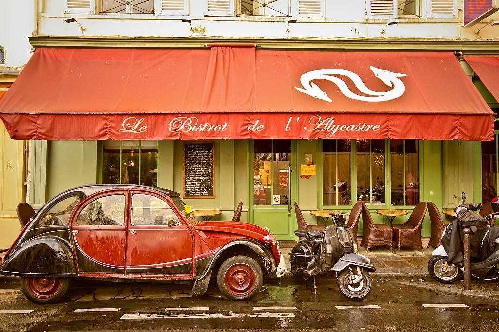Paris Le Bistrot