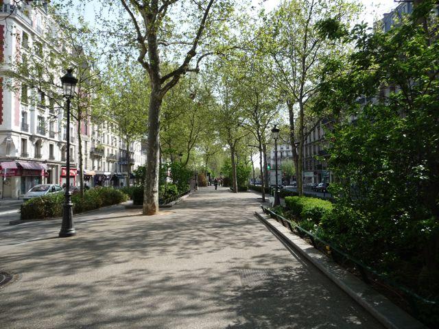 Montmarte Street