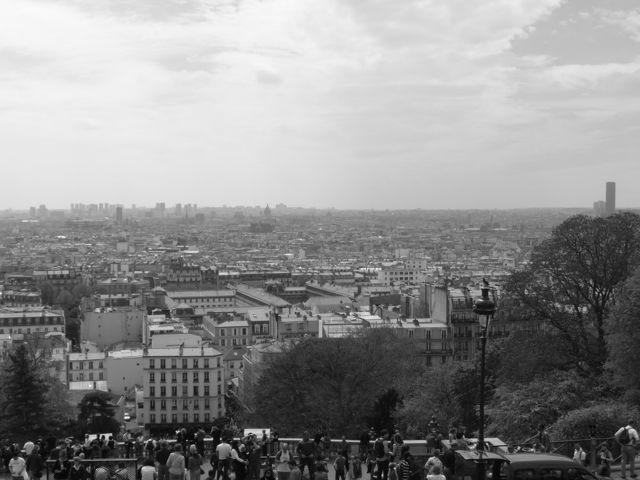 View Of Paris 1