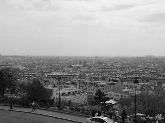 View Of Paris 2