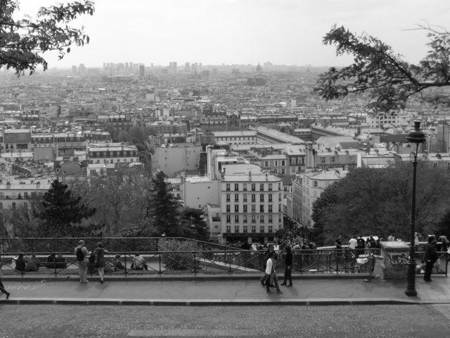 View Of Paris 3