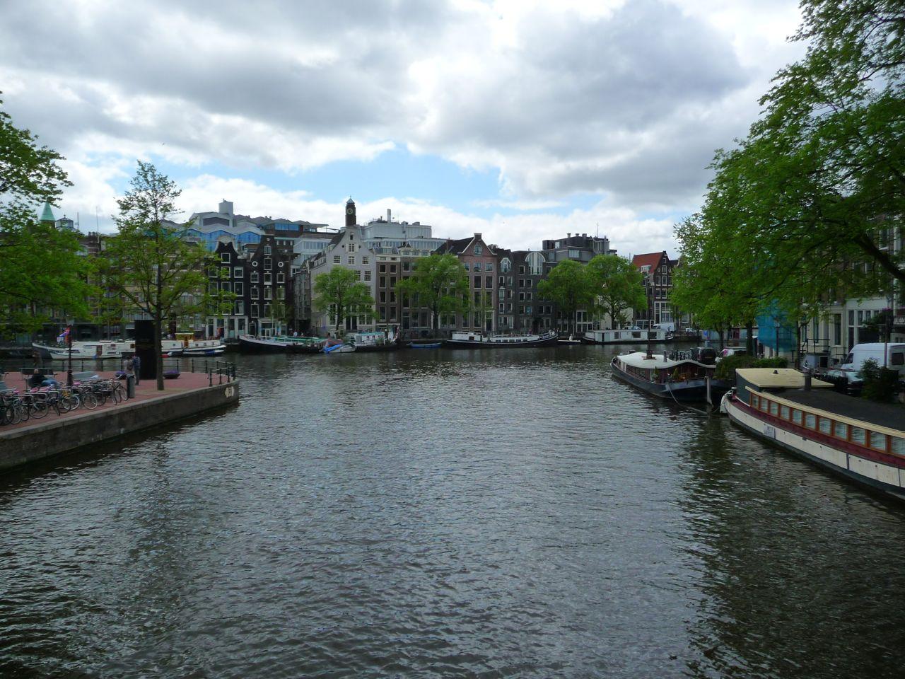 Touchdown Amsterdam