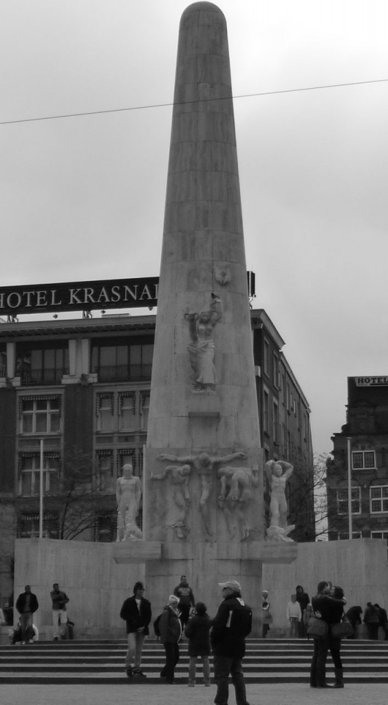 Amsterdam National Monument