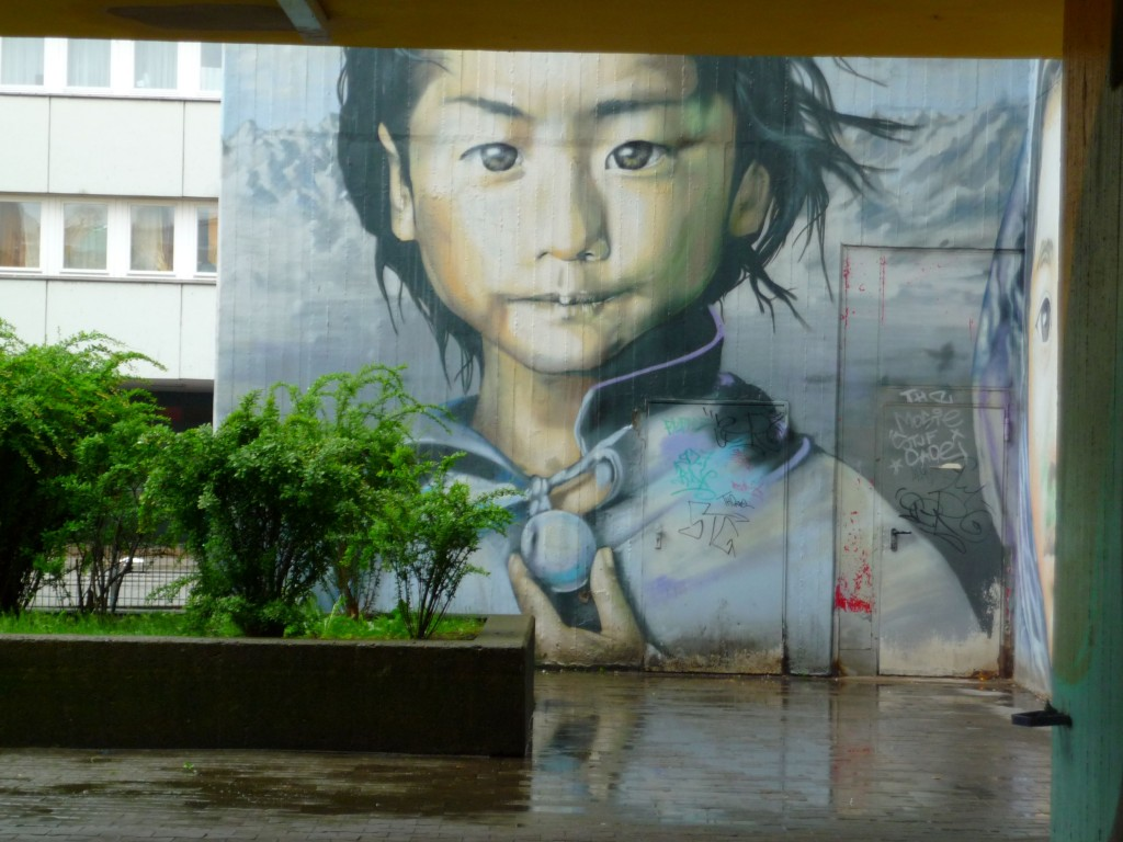 Berlin Artwork