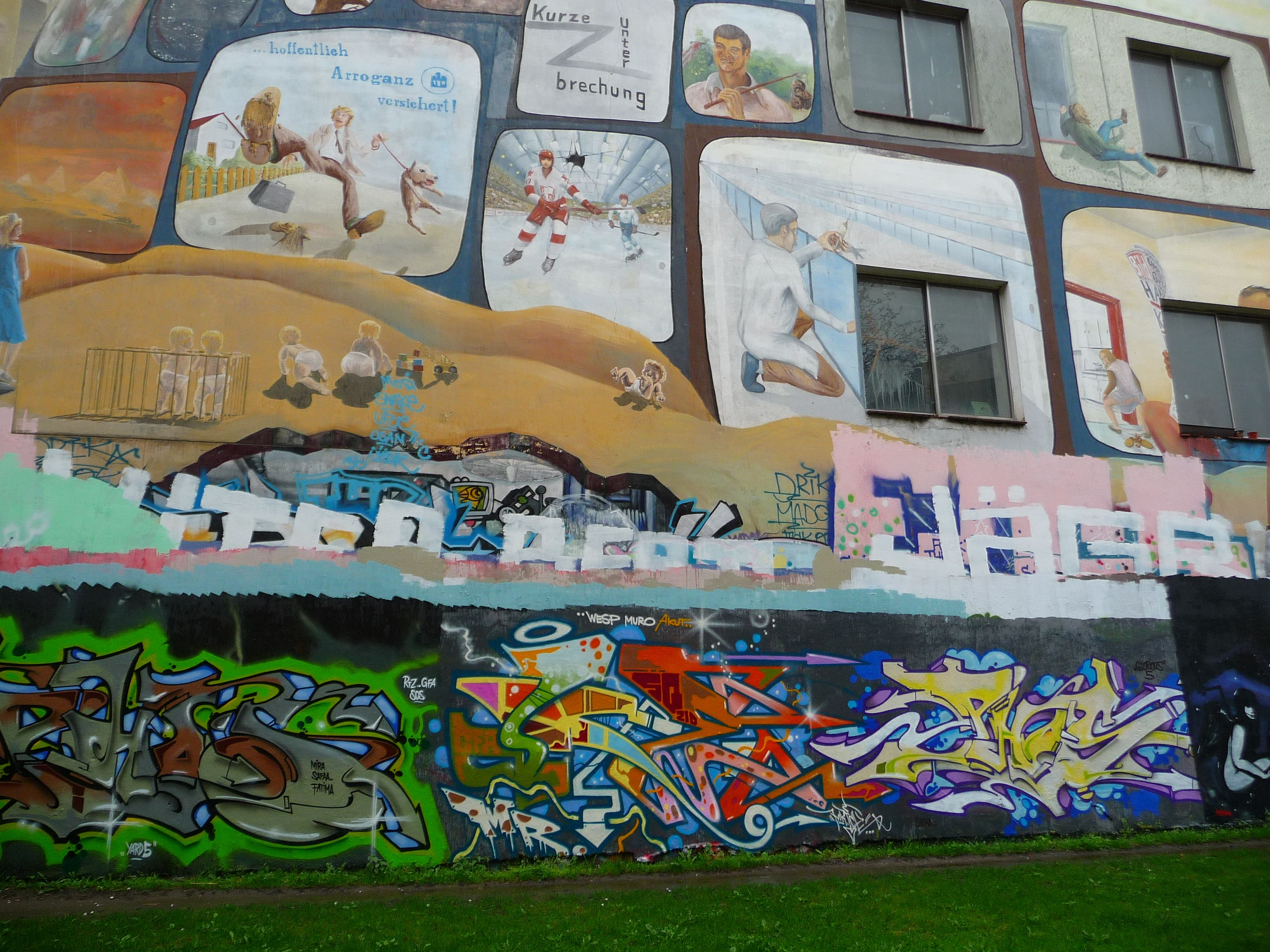 The Alternative Walking Tour of Berlin