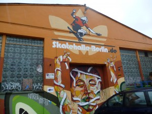Berlin Skate Hall