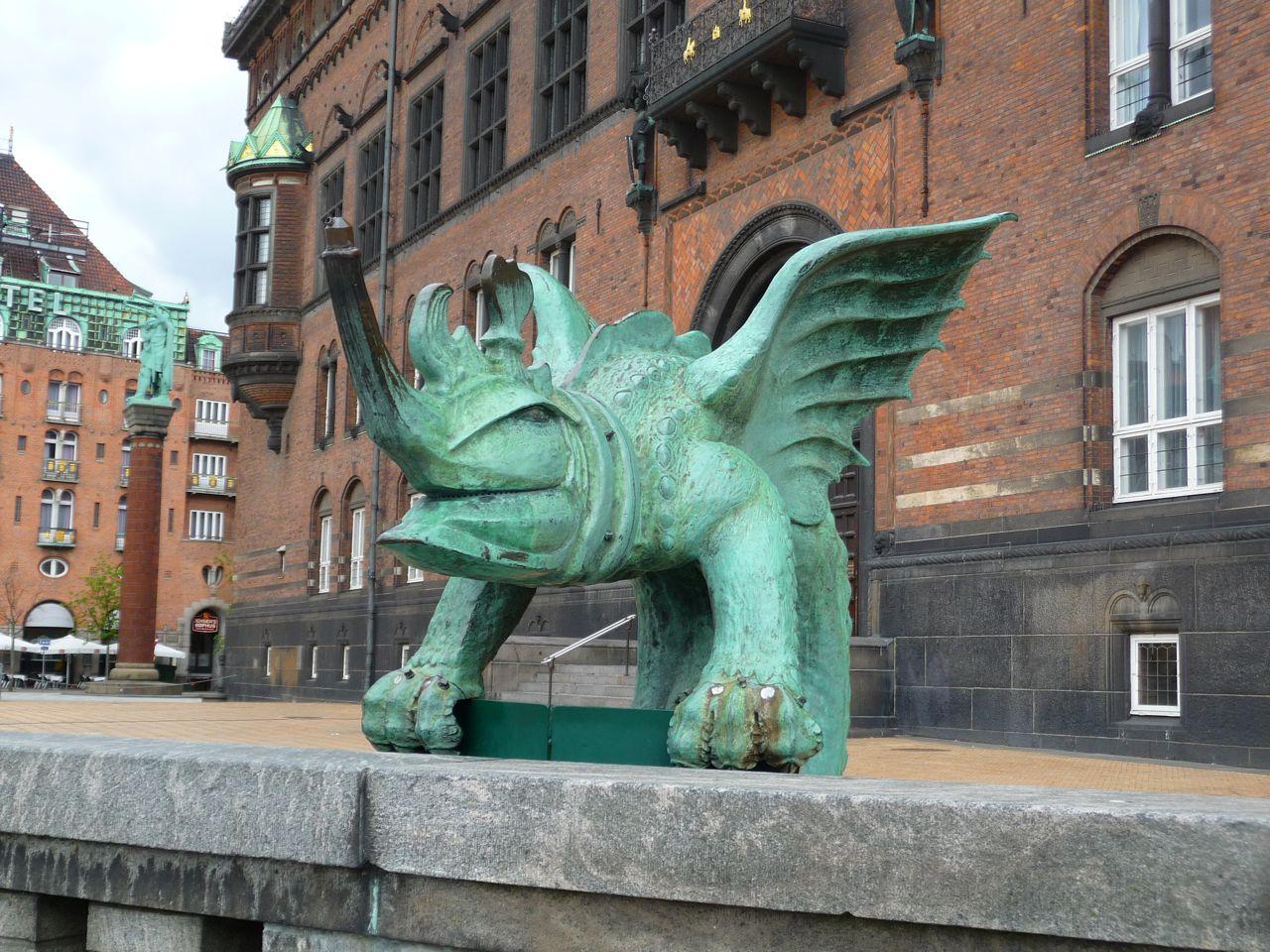 Meeting a Friend in Copenhagen