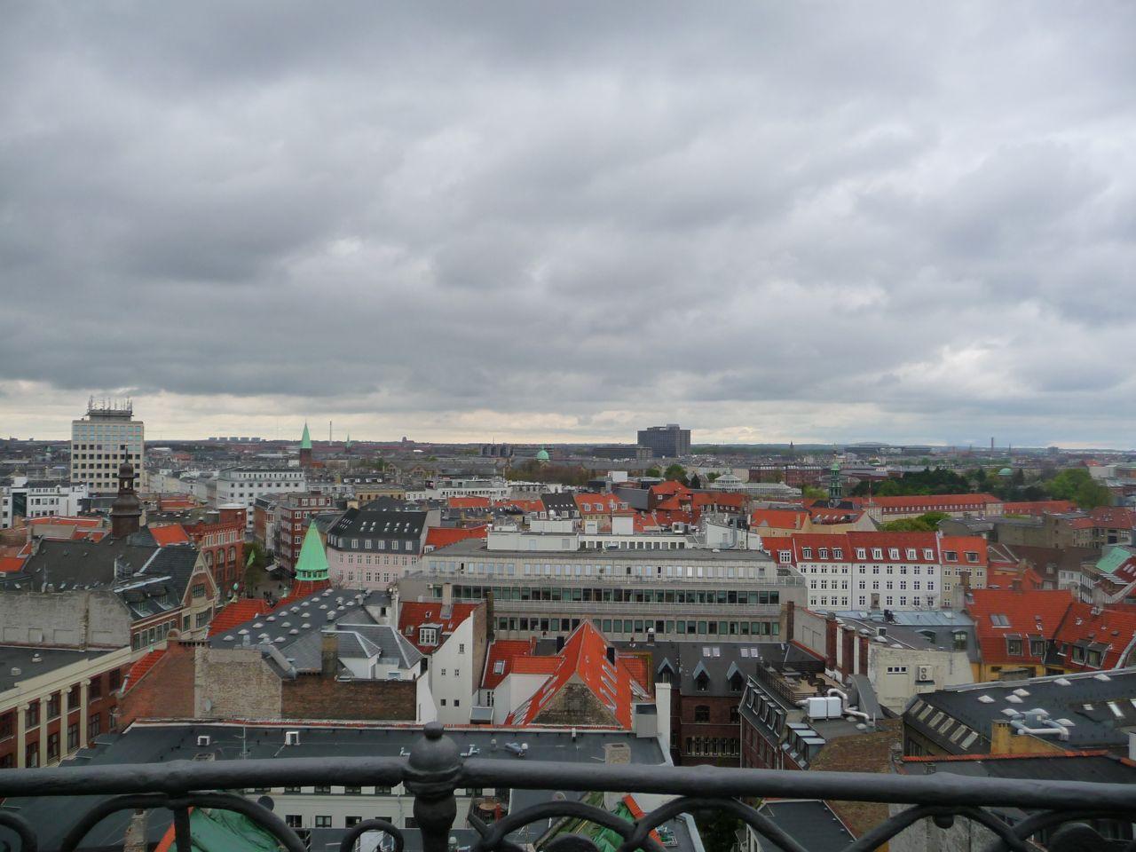 Copenhagen and Saying Yes