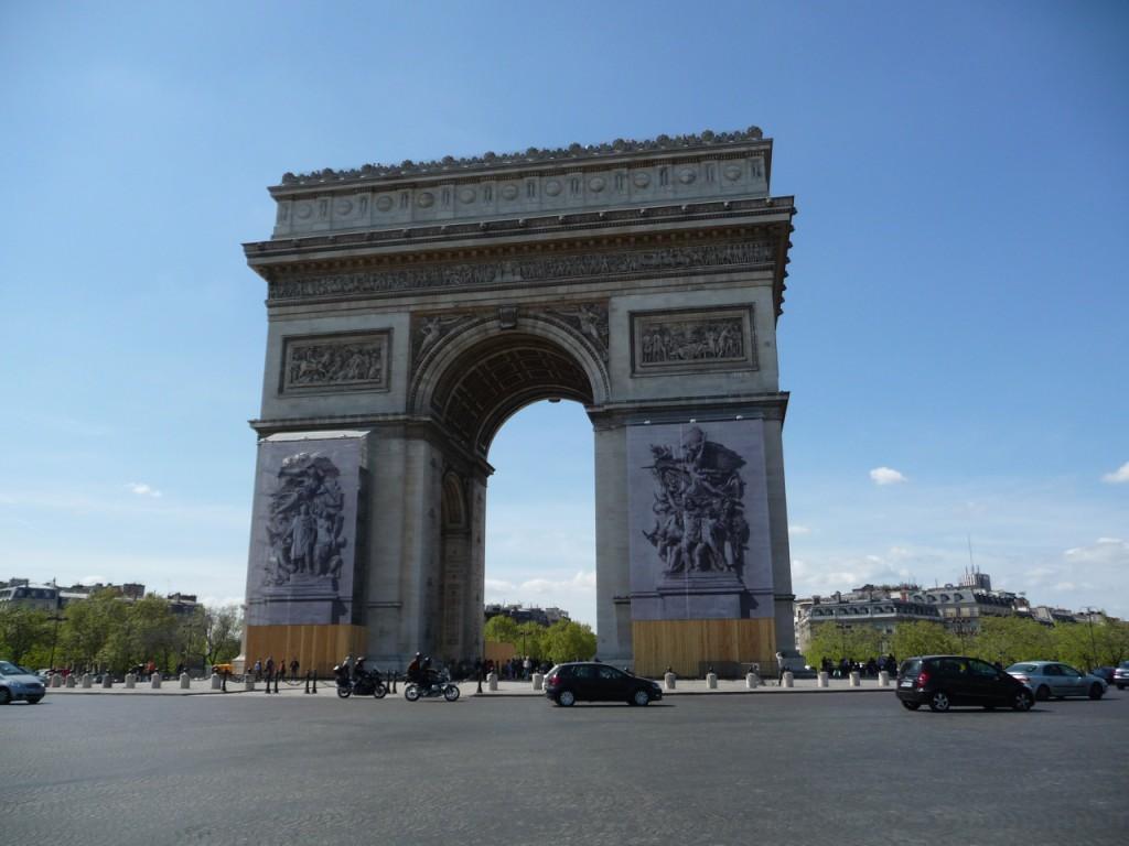 Featured Photo Arc de Triomphe