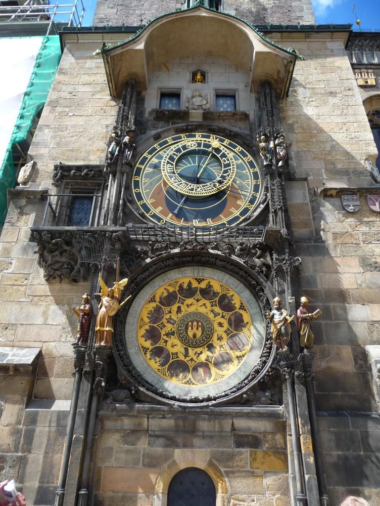 Featured Photo Prague Astronomical Clock