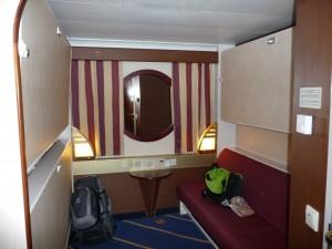 Helsinki Ferry Cabin