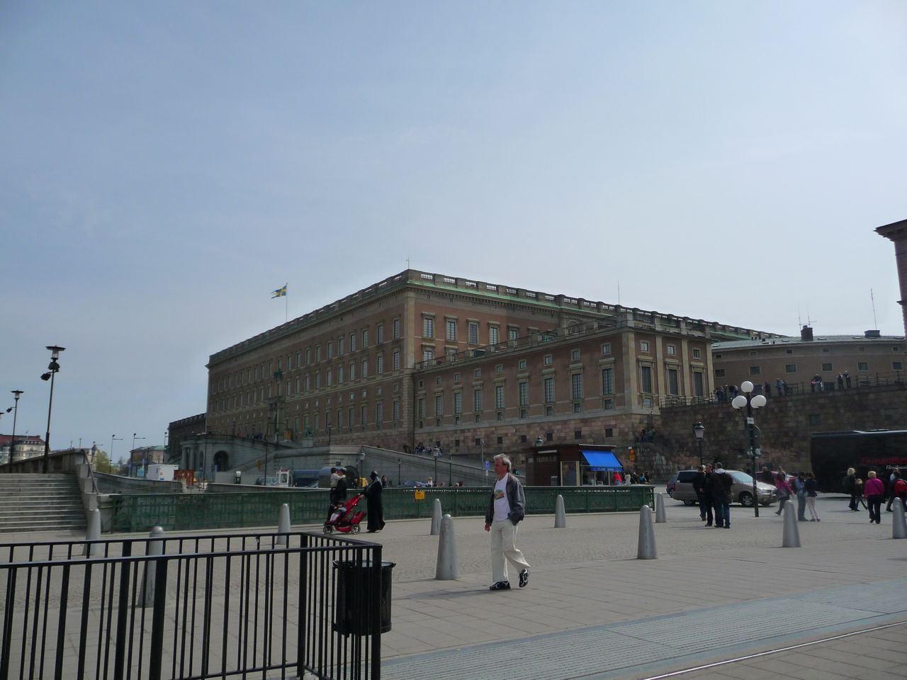 Stockholm Palace and More