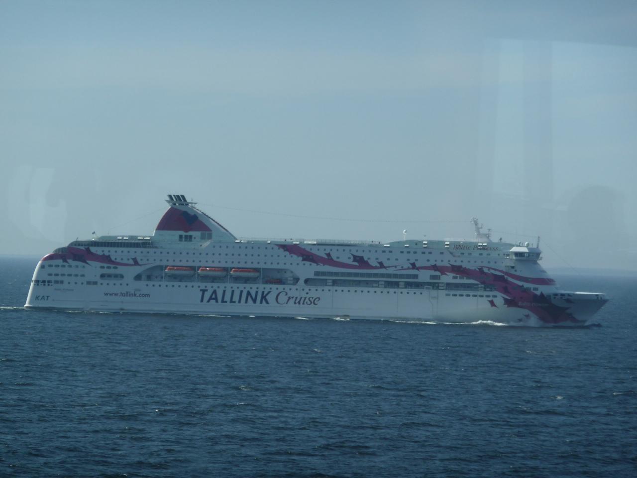 Landing in Estonia