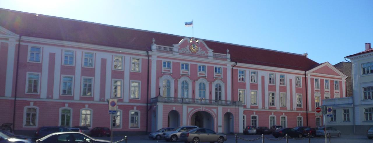 Touring Tallinn on Foot