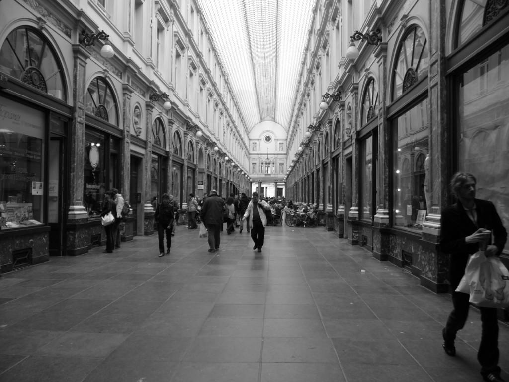 Galerie de la Reine Brussels