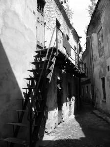 Vilnius Alley