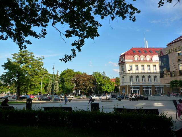 A Little More of Vilnius