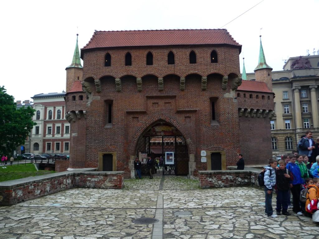 Krakow Castle Wawel