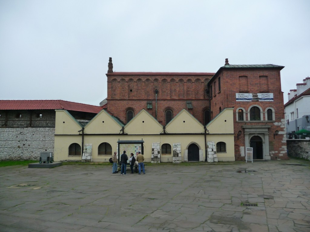 Krakow Jewish Synagogue