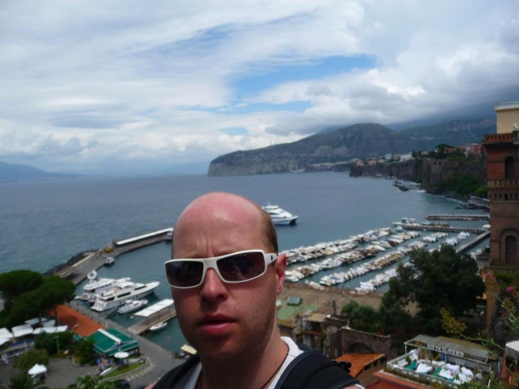 Me in Sorrento