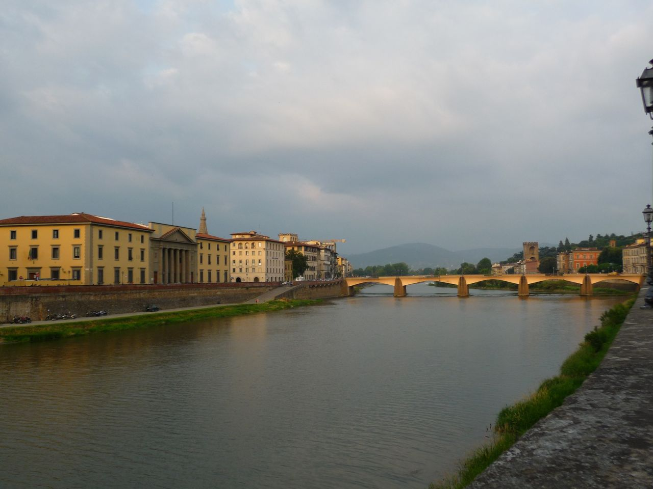 Seeing and Listening in Florence
