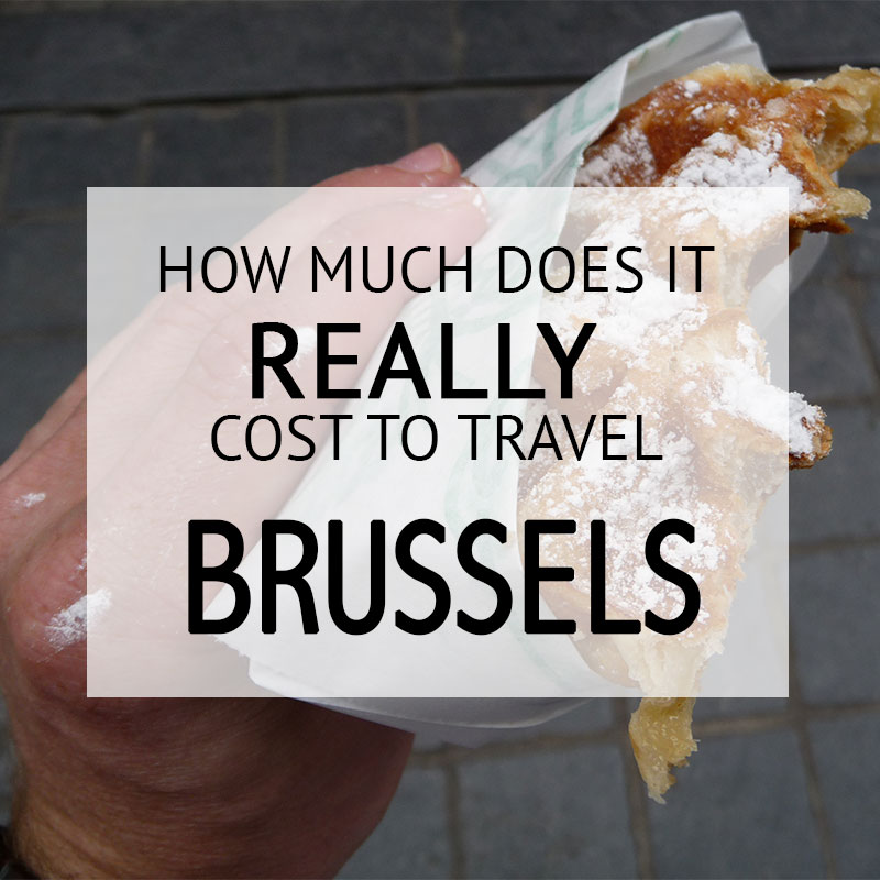 How Much Did It Cost – Brussels Budget
