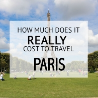 How Much Does It Cost To Travel Paris Budget