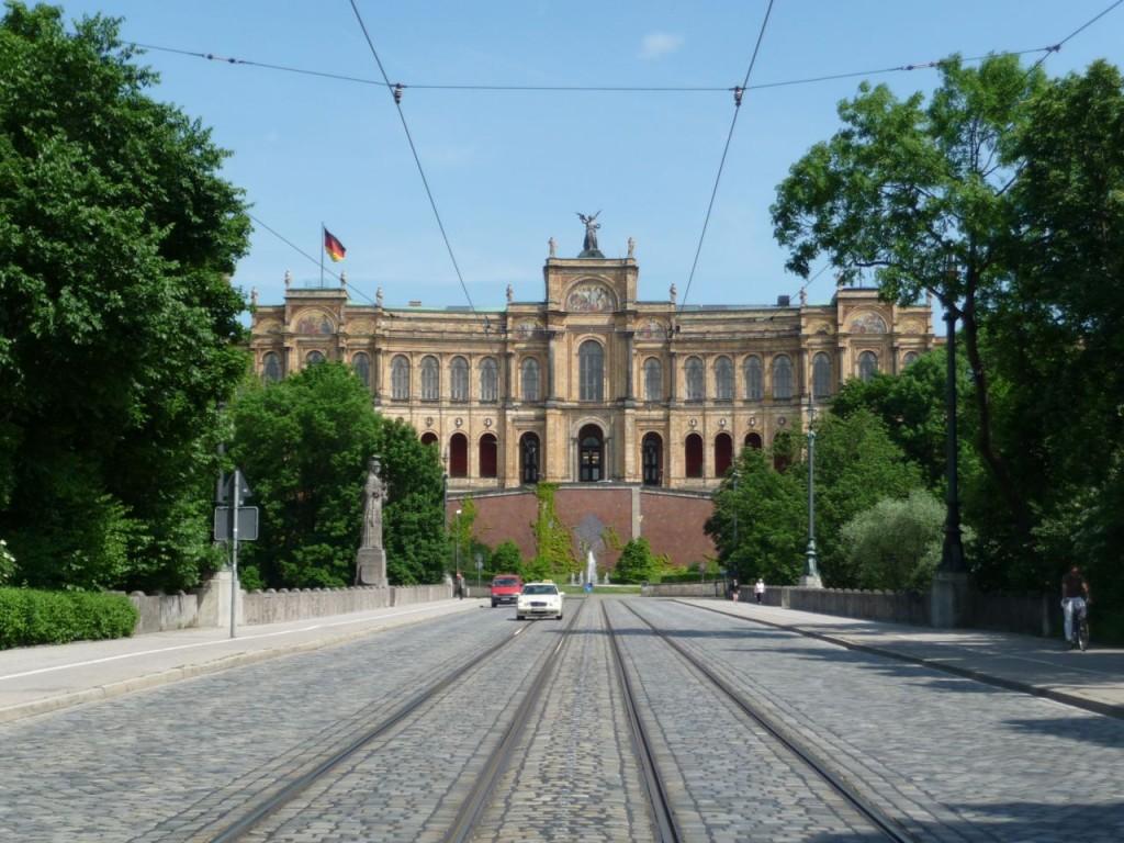 Munich State Parliment