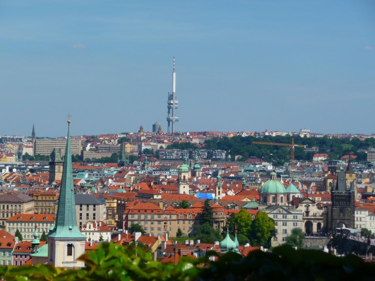 Seeing Prague Castle