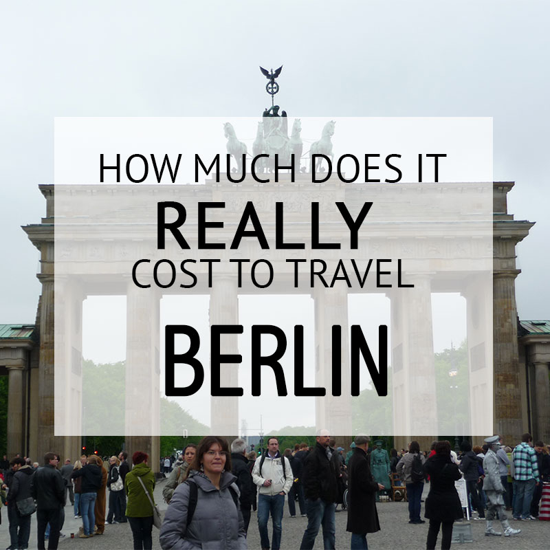 How Much Did It Cost – Berlin Budget
