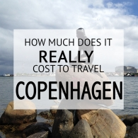 How Much Does It Cost To Travel Copenhagen Budget