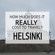 How Much Does It Cost To Travel Helsinki Budget
