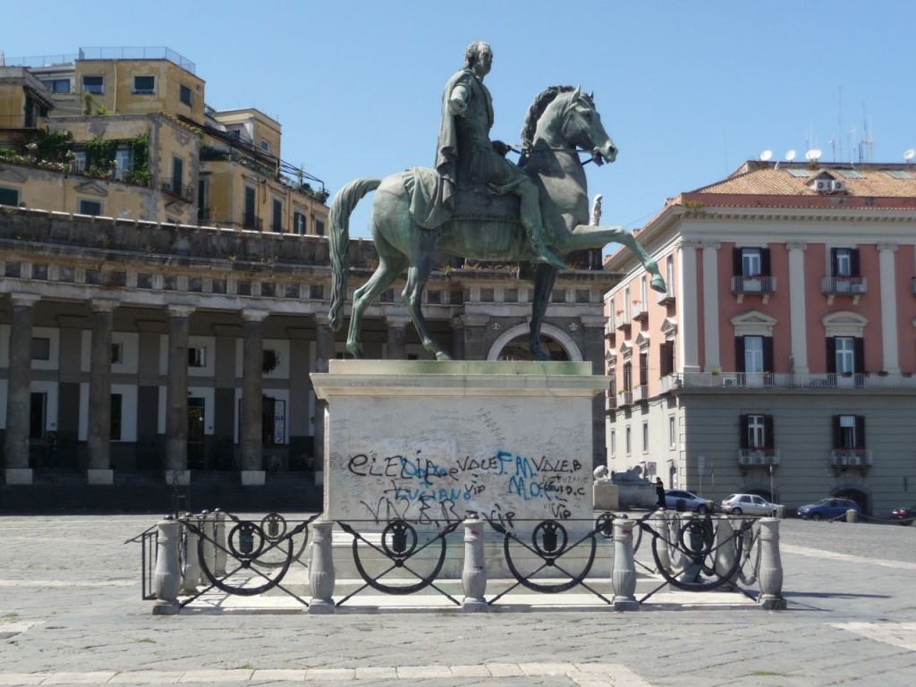 Naples Monument