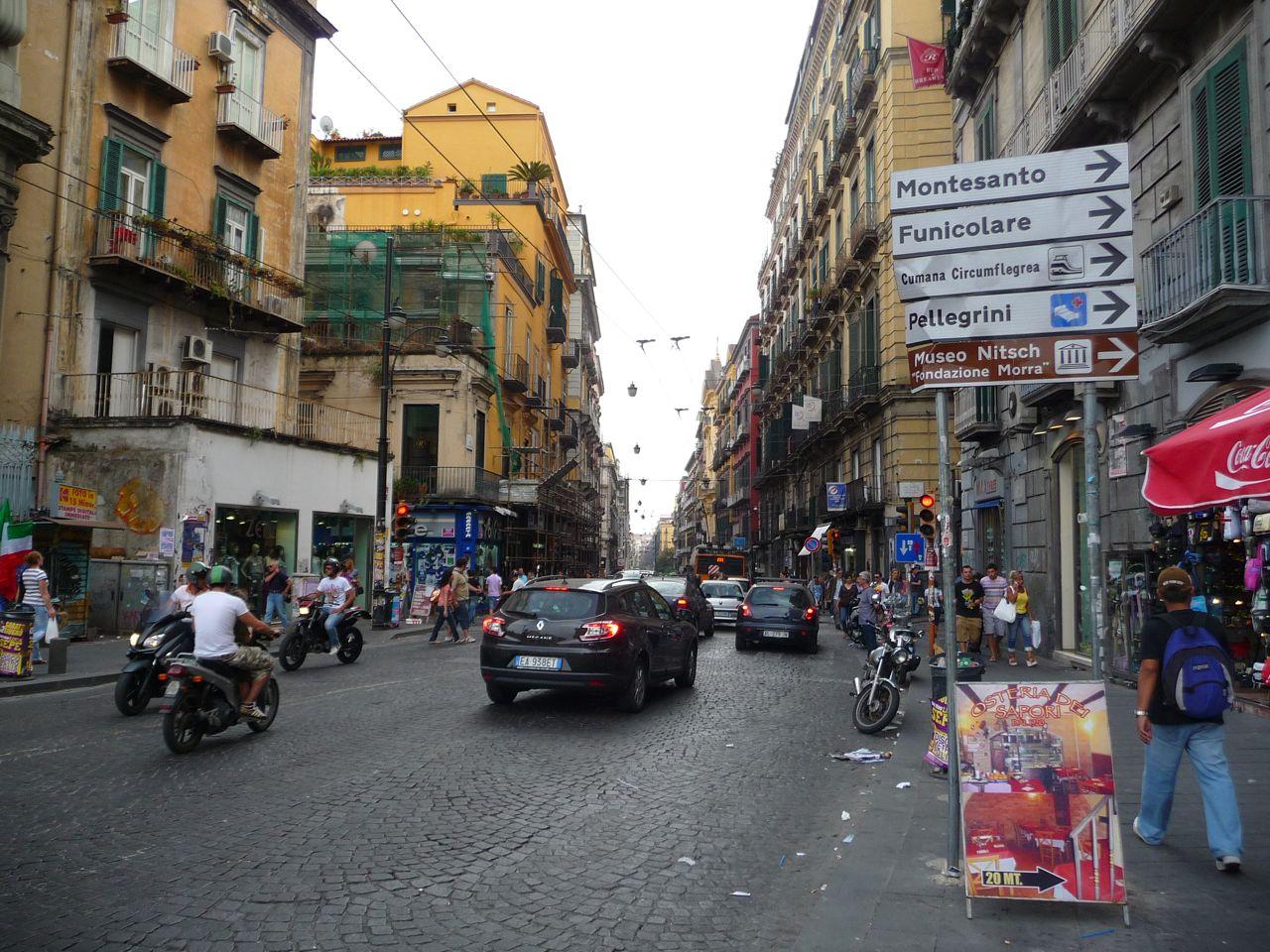 Hello Naples