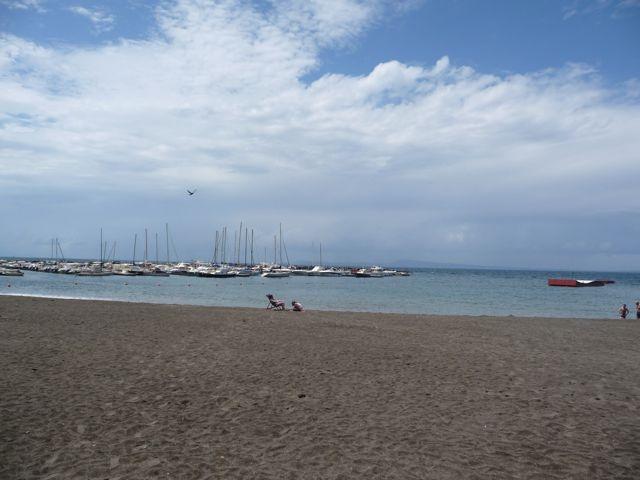 Sant'Agnello Beach