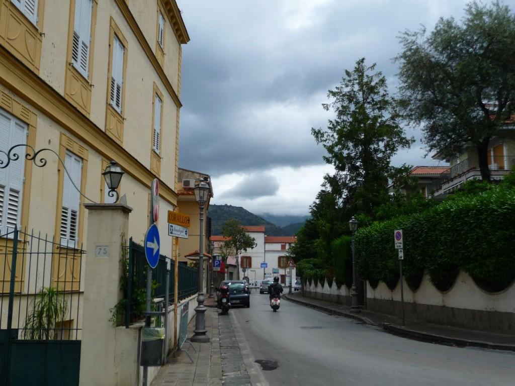 Sant'Agnello Streets