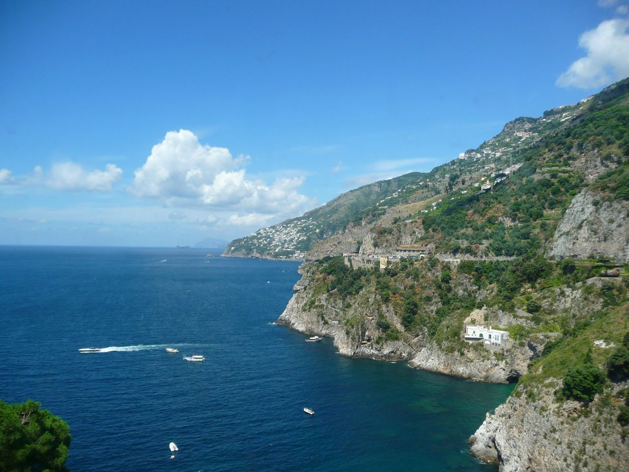 A Day on The Amalfi Coast