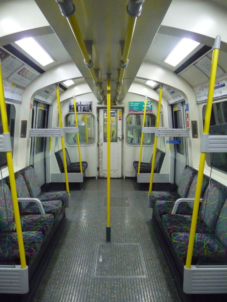 The London Transport Blues