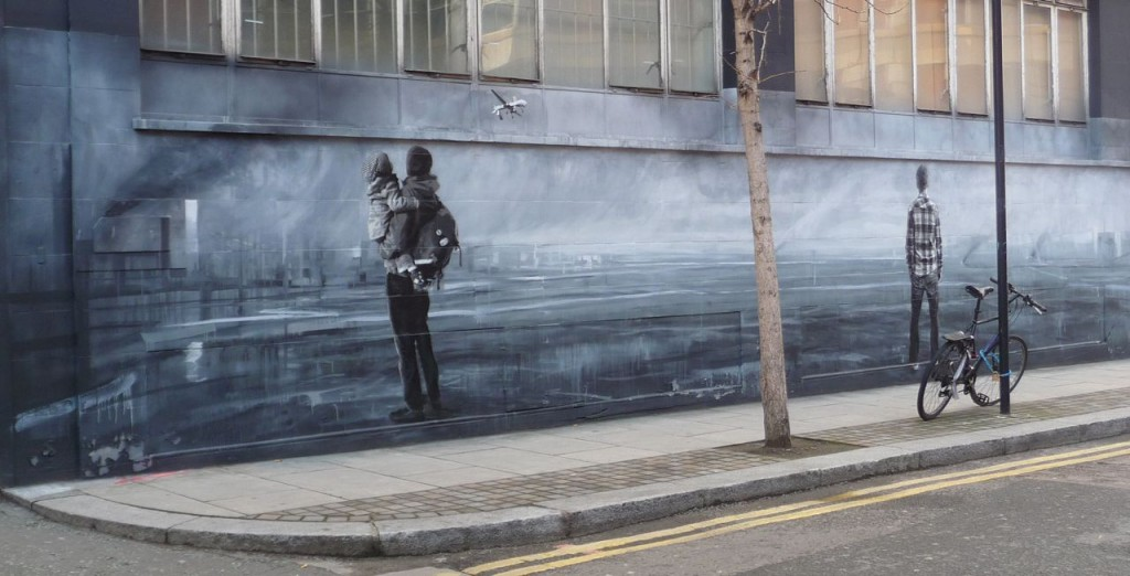 London Street Art by Boxi