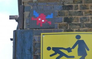 London Street Art by Invader