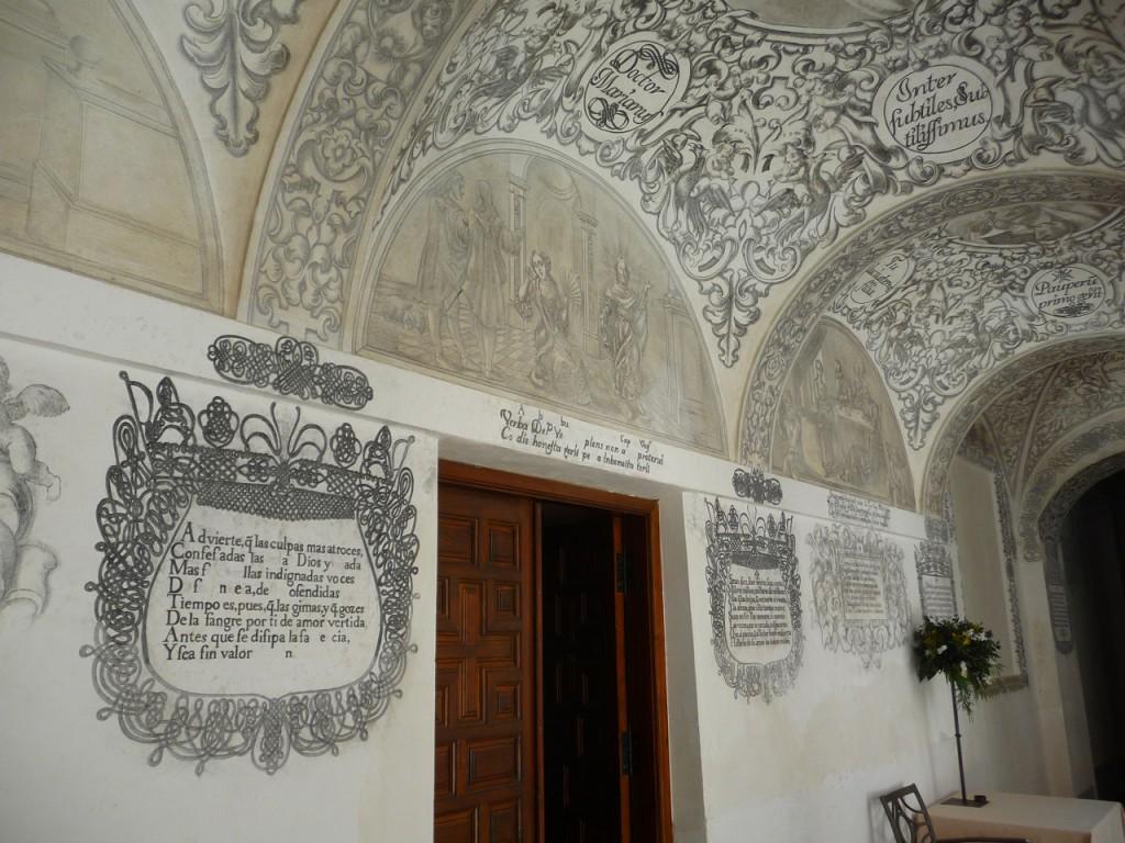 Hotel Convento De La Magdalena in Antequera