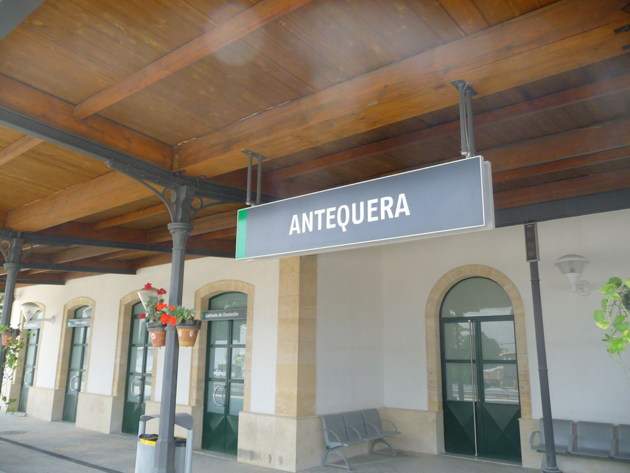 In Antequera – The Sights