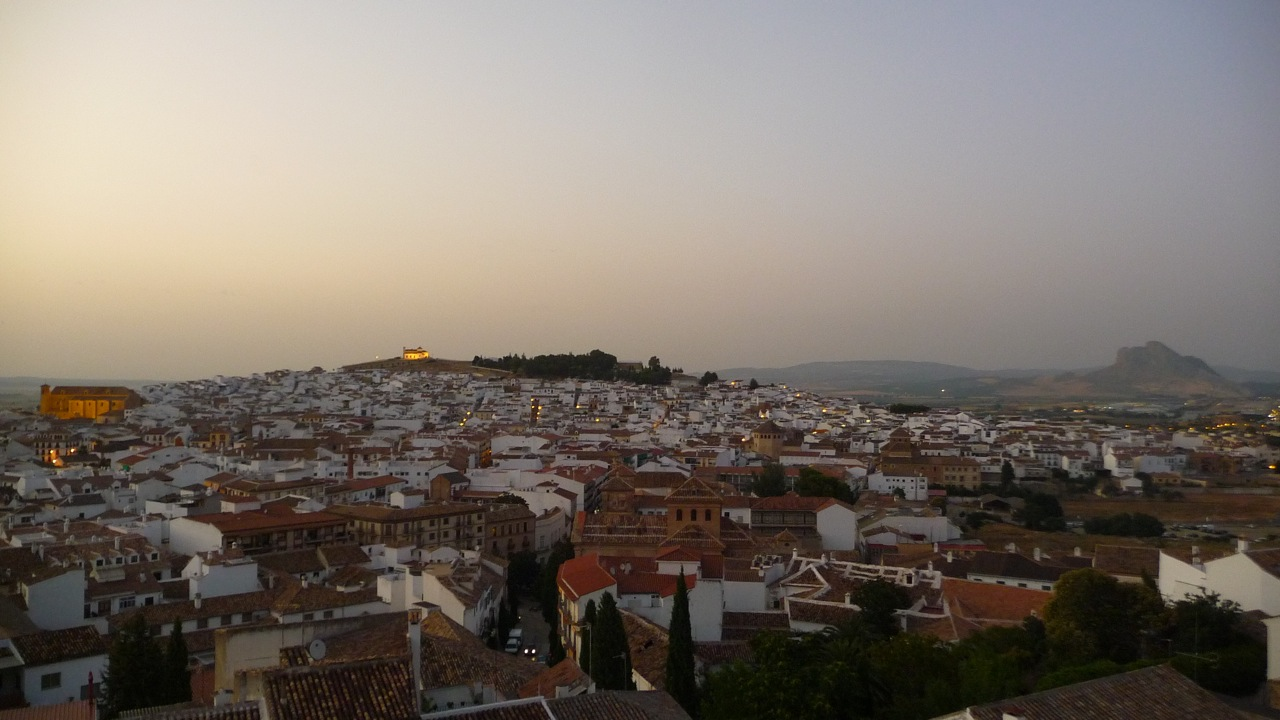 In Antequera – The Food