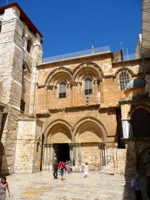 Church of the Holy Sepulchre Jerusalem - Visiting Jerusalem