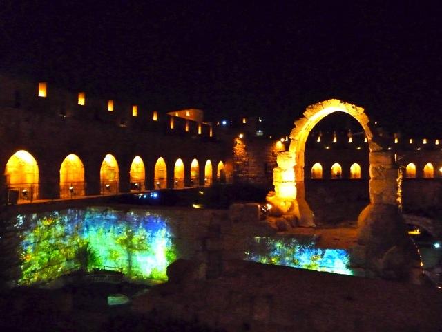 Night Spectacular at the Tower Of David - Visiting Jerusalem