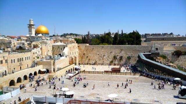 Western Wall Jerusalem - Visiting Jerusalem