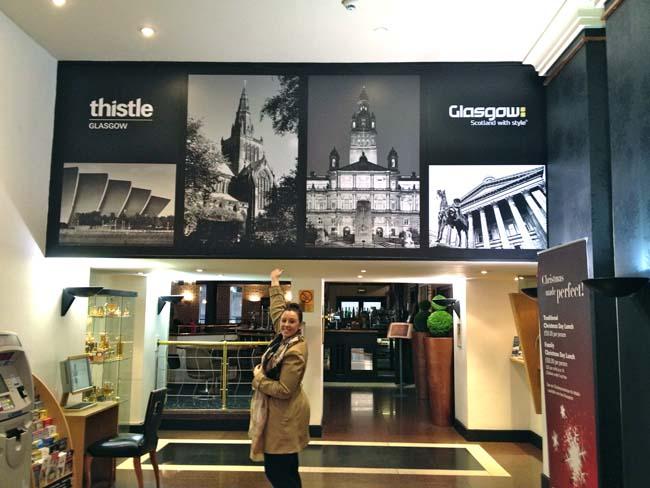 Touring Glasgow Thistle Glasgow