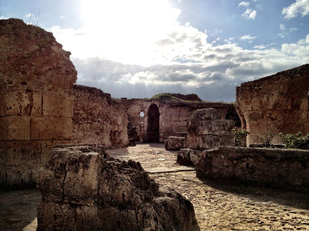 Antonine Baths of Carthage